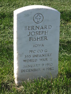 Bernard Joseph Fisher