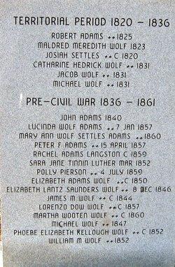 Elizabeth <i>Lantz</i> Wolf