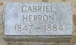 Gabriel Gab Herron