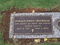 Donald Owen Crookham