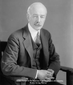 Judge Walter Irving McCoy