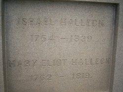 Israel Halleck