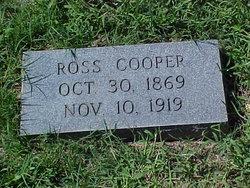 Napoleon Roscoe Ross Cooper