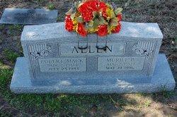 Muriel <i>Burks</i> Allen