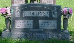 Mary Ethel <i>Morton</i> Collins