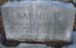 Millie <i>Everett</i> Barnett