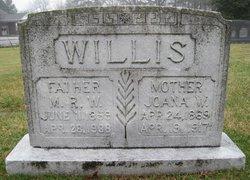 Moses Richardson Willis