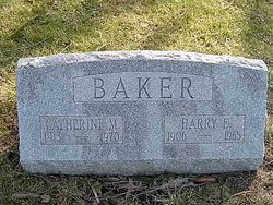 Catherine Missouri <i>Johnston</i> Baker