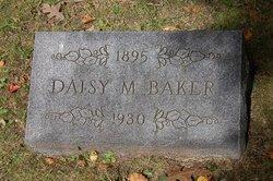 Daisy M. Baker