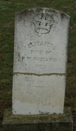 Elizabeth <i>Koontz</i> Roudabush