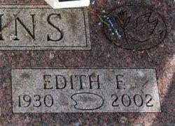 Edith F. <i>Allen</i> Huggins