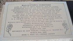 Mallettown Cemetery