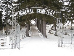 Mineral Cemetery