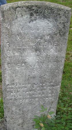 E. M. Jones