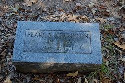 Pearl <i>Sowell</i> Crumpton