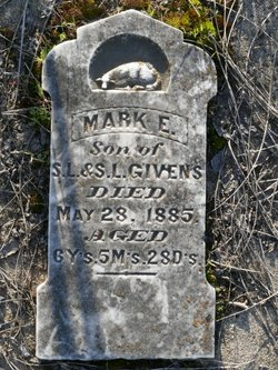 Mark E Givens