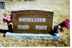 George Washington Caldwell