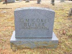 George Melvin Coke Butler