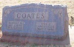 Eva Jo <i>Purser</i> Coates
