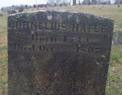 Conrad Cornelius Hafley, Sr