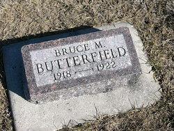Bruce M. Butterfield