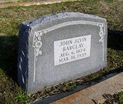 John Alvin Barclay