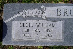Cecil William Brown
