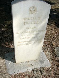 Orin Fremont Beller