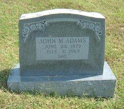 John Martin Adams
