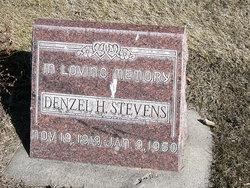 Denzel Hyrum Stevens