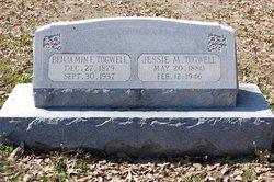 Jessie Emma <i>McCown</i> Tugwell