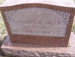 Clarence Abram Sigler