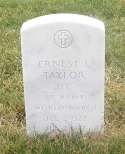 Ernest Leonard Taylor