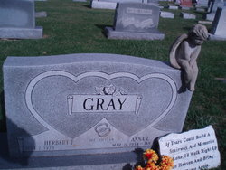 Anna Louise <i>Hunt</i> Gray