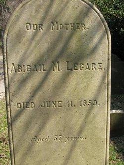 Abigail Martha <i>Jones</i> Legare