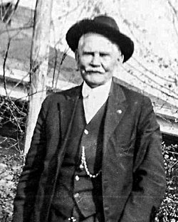 Rev William Albert Billy Atkinson