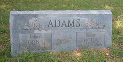 Nolia Adams