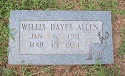 Willis Hayes Allen