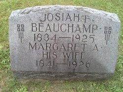 Margaret Ann <i>Flora</i> Beauchamp