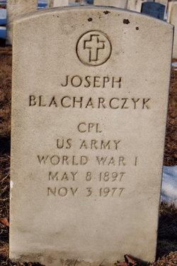 Joseph Blacharczyk