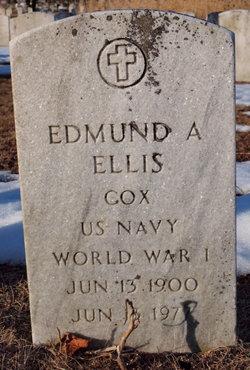 Edmund Aldrich Ellis