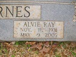 Alvie Ray Barnes