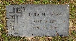 Lyra <i>Hartley</i> Cross