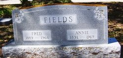 Annie <i>Boney</i> Fields