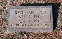 Infant Baby Clary