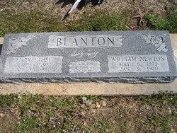 Mary Ethel <i>King</i> Blanton
