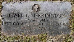 PFC Jewel L. Herrington