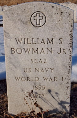 William S Bowman, Jr