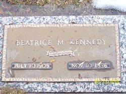 Beatrice M Kennedy