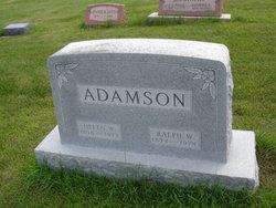 Helen Hope <i>Whiting</i> Adamson